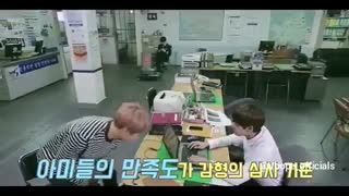 BTS Run Episode 12