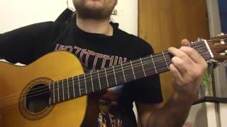 اتاق آبی از The Ways با گیتار