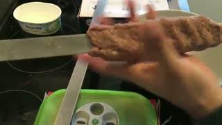 آموزش بسیار ساده درست کردن کباب کوبیده