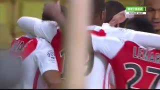 خلاصه بازی : موناکو 4 - 0 نانت