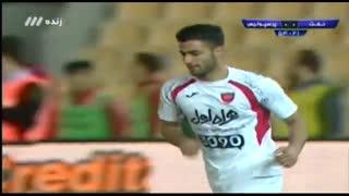 ویدئو توپ120_ خلاصه بازی نفت تهران0-2پرسپولیس