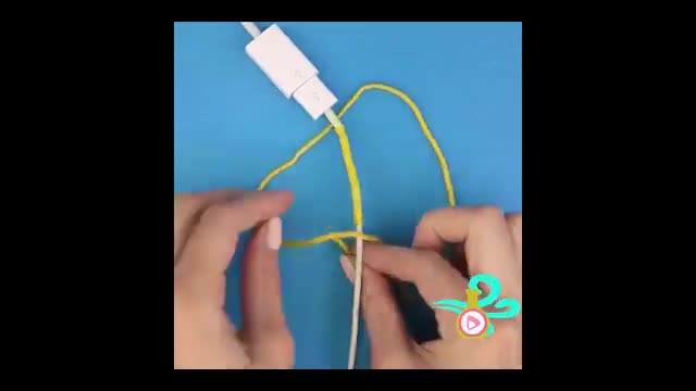 آموزش تعمیر و تزیین سیم شارژر موبایل - نماشا