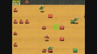 بازی کامپیوتری نبرد ارتش کوچک Clash of small army