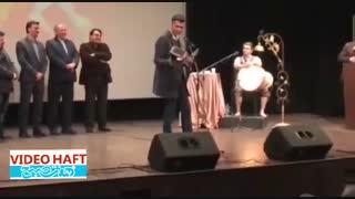 شوخی علی پروین با فردوسی پور