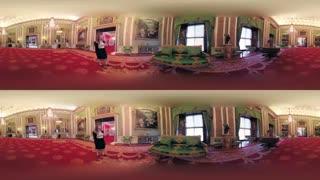 فیلم 360 درجه از کاخ باکینگهام