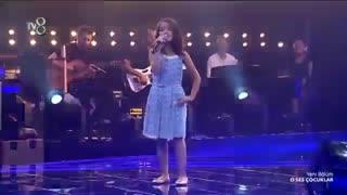 روژین موسوی شرکت کننده ایرانی در مسابقه خوانندگی ترکیه