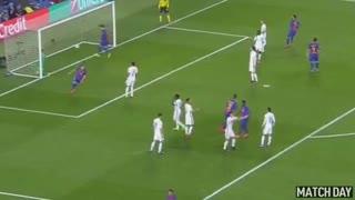 خلاصه بازی بارسلونا 6-1 پاری سن ژرمن