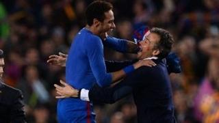 خلاصه بازی : بارسلونا 6 - 1 پاری سن ژرمن