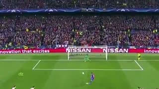 هایلایت حرکات لیونل مسی مقابل پاری سن ژرمن ( بازی برگشت لیگ قهرمانان اروپا )