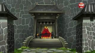 انیمیشن مینی نینجا قسمت اول-Mini ninjas