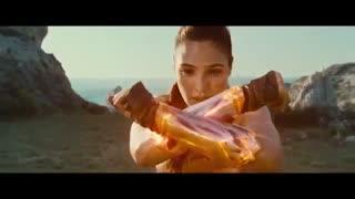 تریلر فیلم Wonder Woman 'Origin' 2017