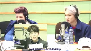 [Eng Subbed] 140313 Sukira Woohyun call out to L