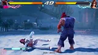 تریلر گیمپلی جدید بازی Tekken 7 - گیم شات