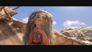 انیمیشن موانا - Moana 2016 با دوبله فارسی گلوری