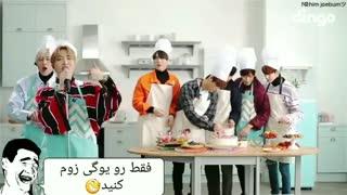 """Got7 -""""Never Ever"""" cooking ver  """"ورژن کوکینگ"""" -عررر این عالیهه تــه خنده س+ساب فارسی(❁´▽`❁)"""