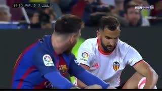 خلاصه بازی :  بارسلونا 4 - 2 والنسیا