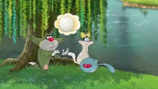 کارتون اوگی و سوسک ها- اوگی به طبیعت و صحرا می رود