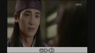 میکس سریال هوارانگ hwarang ( آرو و جین هیونگ ) با اهنگ چه خوبه از علی لهراسبی