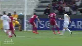 خلاصه بازی قطر 0-1 ایران از نگاه AFC