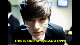 !INFINITE MyungYeol moment L calls Sungyeol 'OPPA