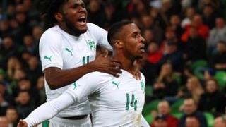 خلاصه بازی : روسیه 0 - 2  ساحل عاج