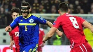 خلاصه بازی : بوسنی  5 - 0  جبل الطارق
