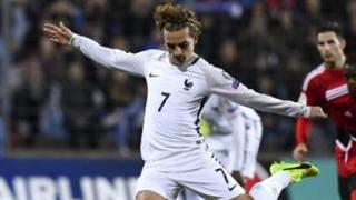 خلاصه بازی :  لوکزامبورگ  1 - 3  فرانسه