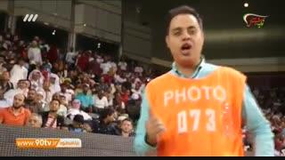 گزارش ویژه نود از بازی قطر ۰-۱ ایران (نود ۷ فروردین)