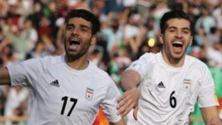 خلاصه بازی ایران مقابل چین بدون صدای گزارشگر