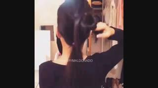 خودآرایی مو