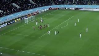 خلاصه بازی:  ازبکستان  1 - 0  قطر