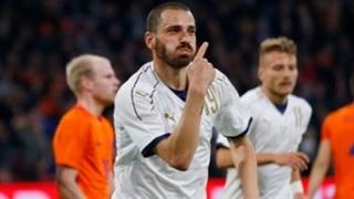 خلاصه بازی : هلند 1 - 2  ایتالیا