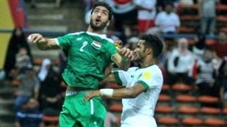 خلاصه بازی : عربستان 1 - 0  عراق