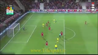 پرتغال 2 - سوئد 3 ؛ شکست در آخرین دقایق با گل به خودی