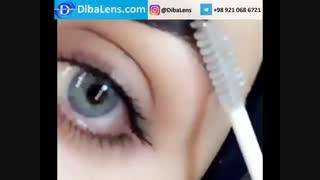 آناستازیا  ادیکت-بلو2|DibaLens.com-Addict  Blue