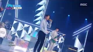 Comeback Stage] CNBLUE - Between Us  Show Music core 2017.03.25]