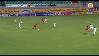 ویدئو توپ120_ خلاصه بازی ذوب آهن1-1نفت تهران