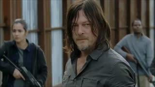 پرومو (تیزر) قسمت 16 (آخر) فصل هفتم سریال «مردگان متحرک - The Walking Dead»