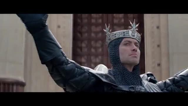 اپلیکیشن نماشا اندروید آخرین تریلر رسمی فیلم King Arthur: Legend of the Sword - نماشا