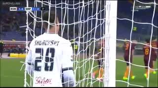 خلاصه بازی :  آاس رم  2 - 0 امپولی