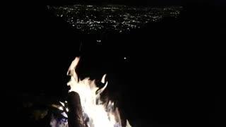 تهران در آتش با آهنگ I Feel You