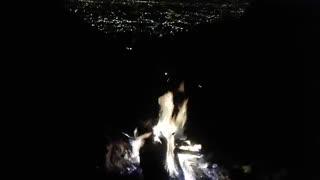 تهران در آتش با آهنگ Bang Bang