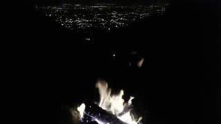 تهران در آتش با آهنگ Good Night Moon