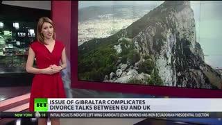 آیا جبل الطارق ماندن با بریتانیا انگلیس پس از Brexit؟