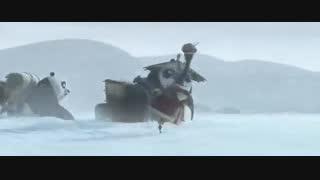 انیمیشن پاندای کونگ فوی کار 3 دوبله