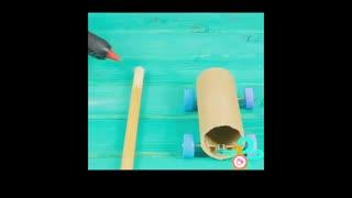 آموزش ساخت ماشین آهنربایی