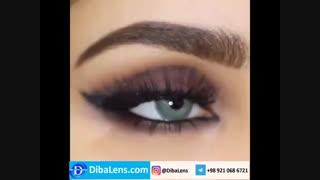 لنز رنگی آناستازیا دریم گرین |DibaLens.com-Dream Green