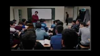 گزیده فیلم اصغر فرهادی - فروشنده (آقا آدم چه جوری گاو میشه)