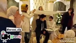 چالش مانکن به عروسی های ایرانی هم کشیده شد!!!