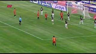 ویدئو توپ120_ خلاصه بازی نفت تهران1-1سیاه جامگان